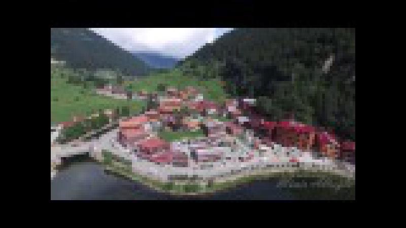Trabzon, Uzungöl Havadan 4K Drone Çekimi