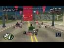 GTA: San Andreas - Street Race, San Fierro (100% Game Completion)