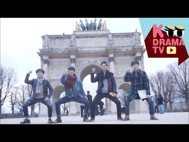 박보검 유럽여행 영상 | 박보검의 모든것 35탄 | Park Bo Gum's Trip To Europe With Friends | Park Bo Gum 35