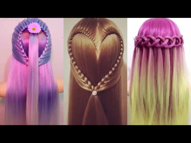 Top 15 Amazing Hairstyles Tutorials Compilation 2017 Girls Will Love 🌺 Best Hairstyles for Girls