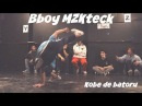 Bboy MZKteck from SAC crew. Finalist at Kobe de Battle Feb.