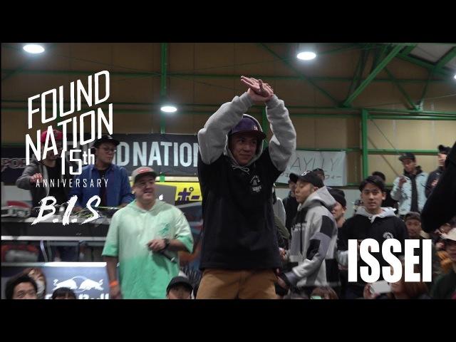 ISSEI | JUDGE | FOUNDNATION 15TH ANNIVERSARY x BIS JAPAN | LB-PIX