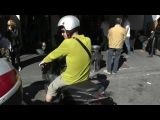 По Неаполю на скутере    Часть 2