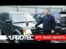 Off road 4х4 ДВС дизель от Suprotec Инструкция и эффекты