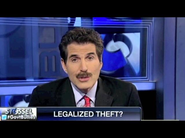 John Stossel - Policing For Profit
