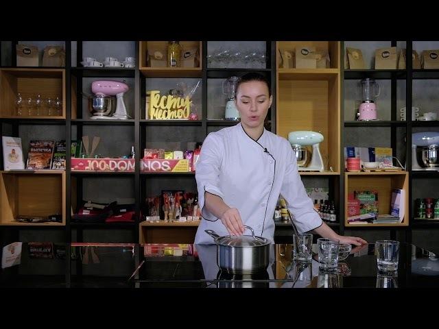Урок 4. Приготовление инвертного сиропа