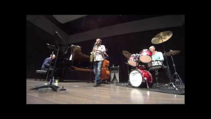 Rosario Giuliani Quartet / Paese Di Sabbia