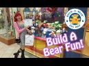 Halloween Build A Bear - Let's Build A Bat with Friends