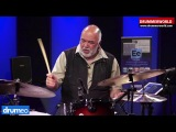 Peter Erskine - Fine Brush Playing (...and Sticks!) Waltz Of The Flowers