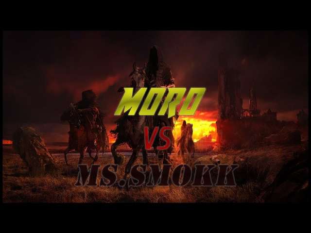 RotWK 2.02 7.0 _Moro_ vs Mr.Smokkk (Комментирование)