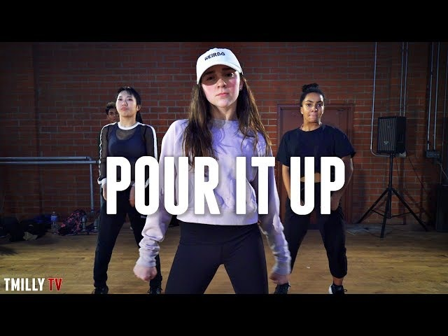 Rihanna - Pour It Up - Choreography by Alexander Chung - TMillyTV