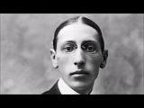 Igor Stravinsky `OUR FATHER` Igor Strawinsky