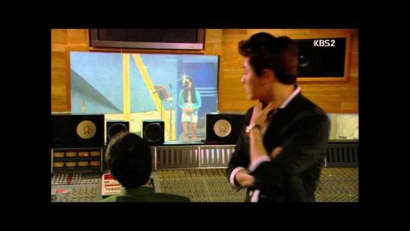 IU(아이유) singing CNBLUE - 사랑빛(Love Light) on You're the Best Lee Soon Shin