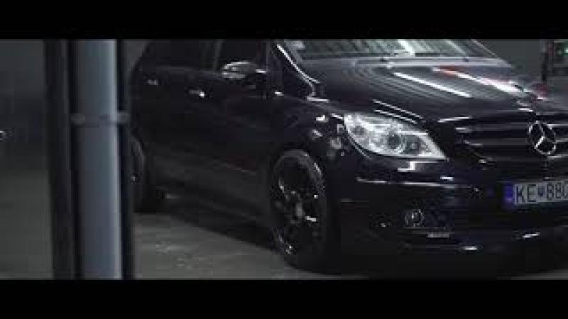 Mercedes Benz B200 Turbo Lorinser W245 / ronin2 / panasonic dvx200 /