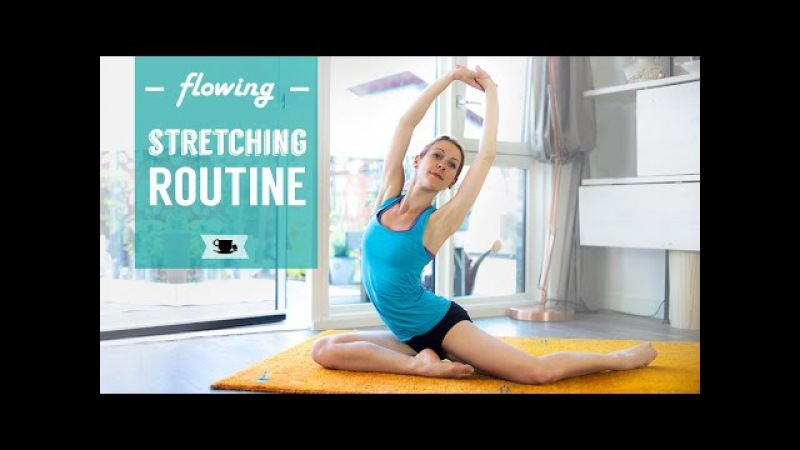 Flowing Stretching Routine to Relieve Tension and Feel Good   Lazy Dancer Tips
