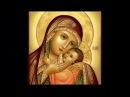 Похвала Божией Матери