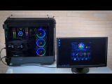 Обзор корпуса Thermaltake View 71 TG RGB со стеклянными стенками