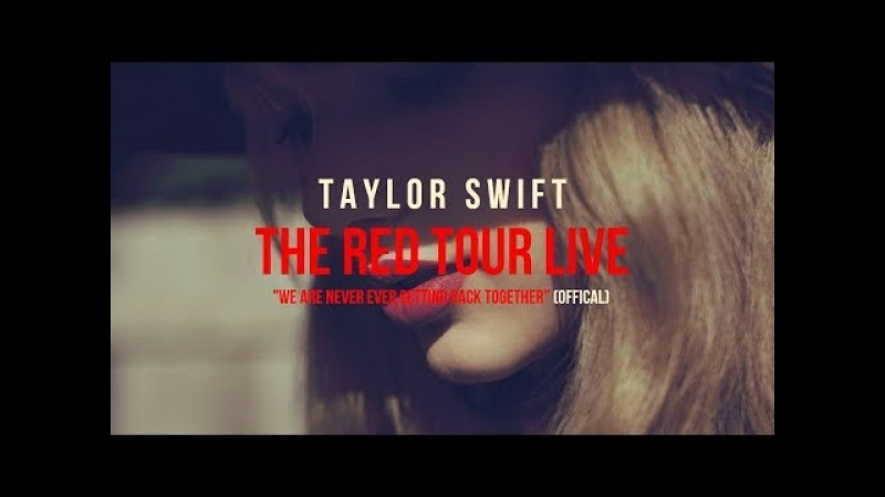 The Red Tour Live -