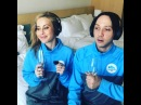 "TARA & JOHNNY on Instagram: ""Kara Lipinski and Johnny Steer bring you their favorite Olympic moment. @johnnygweir @taralipinski @nbcolympics #winte..."