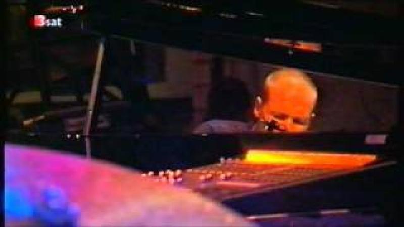 Impressions jazz baltica live esbjörn svensson , michael brecker , pat metheny , nils landgren