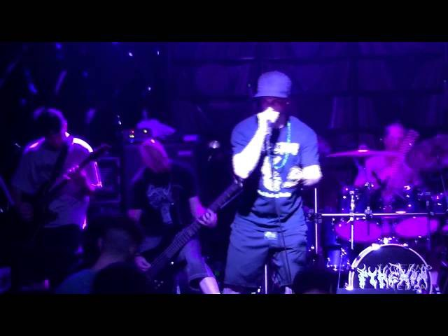 PYREXIA Live at The Backstage Bar And Billiards in Las Vegas, NV 10/20/14