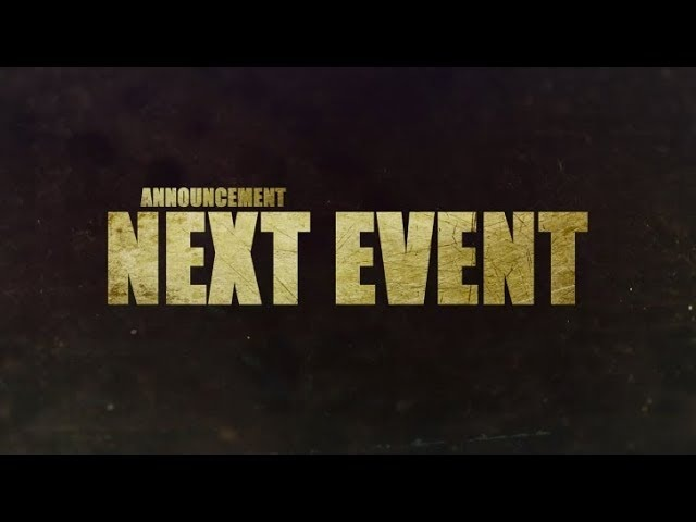 The Walking Dead: No Man's Land - March 23rd Weekend Event Announcement