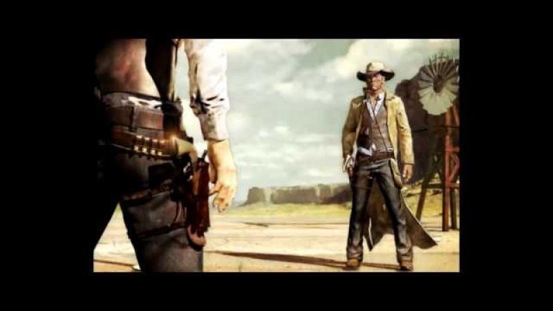 2 cowboys at a showdown