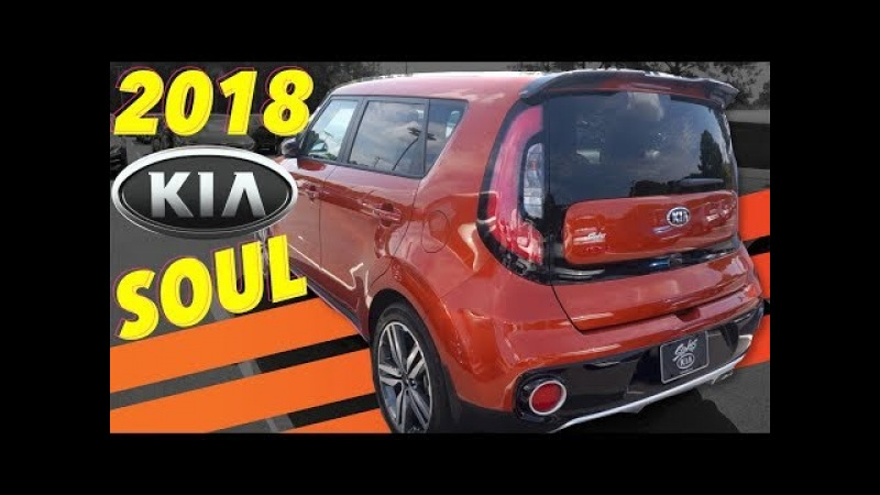 🔵 NEW 2018 KIA SOUL❗️ Walkaround Review 🎥 Analysis of Interior - Leg Room Features | 1st Look
