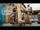 DE Brandish - ZULU WINE Dancehall Choreo by Kari Gyal