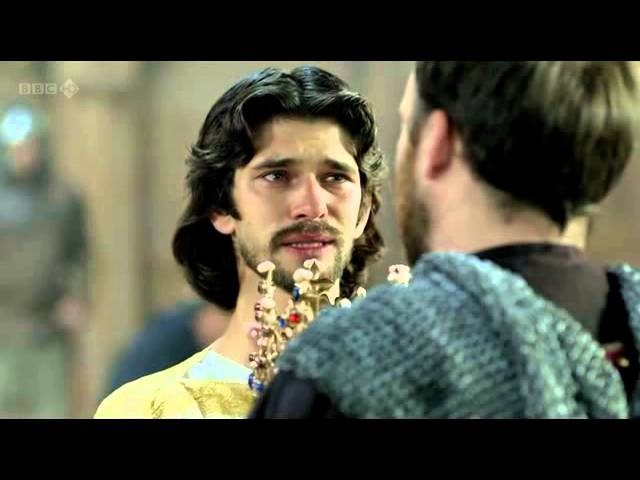 The hollow crown - Richard II (Ben Whishaw)