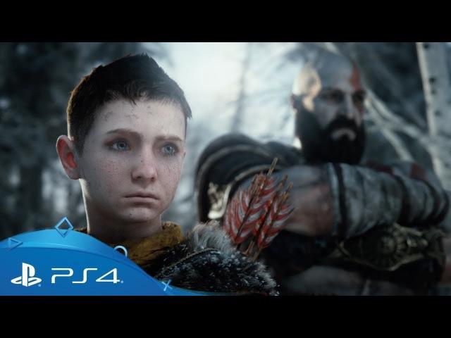 God of War | Кинематографический ролик | Стрела / Arrow Trailer