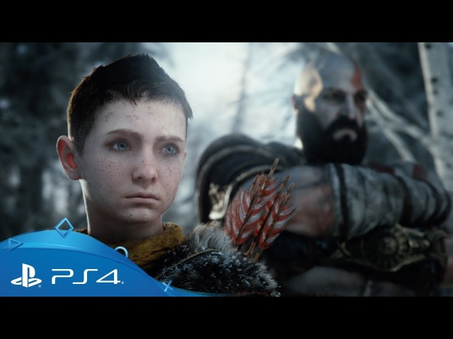 God of War | Arrow Trailer | PS4