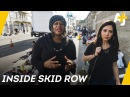 Inside Skid Row America's Homelessness Capital Direct From With Dena Takruri AJ
