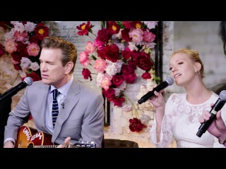 Chris Isaak performs the iconic Christmas carol, Silent Night