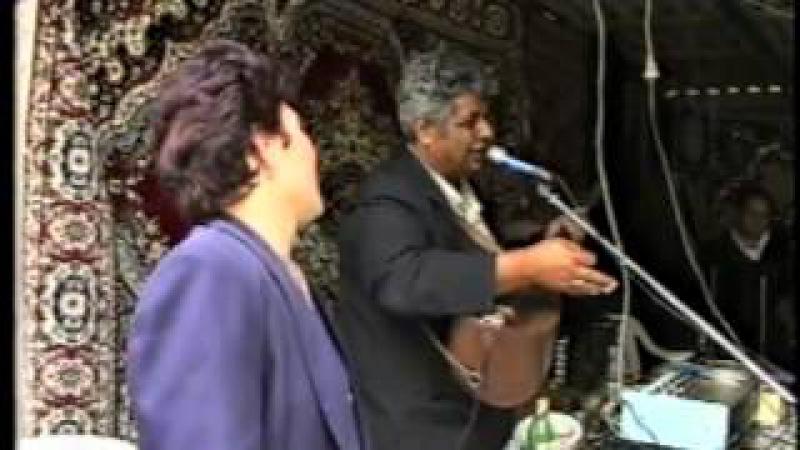 Aşıq Xanlar və Asiq Telli Gedebey seferi 1996