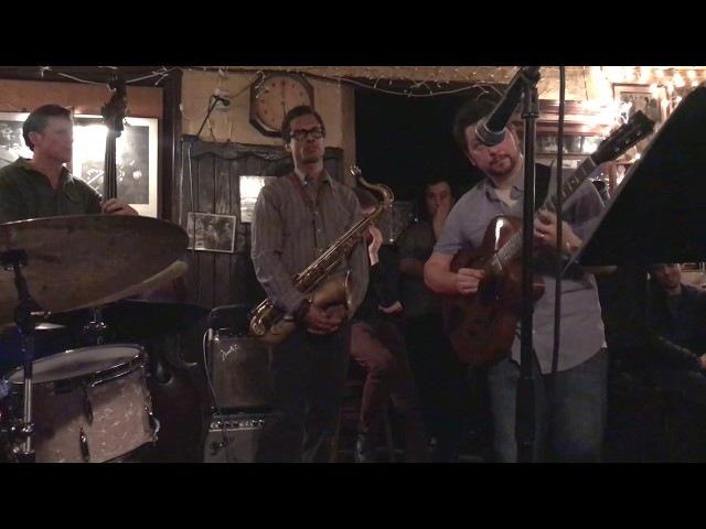 Lage Lund Quartet play