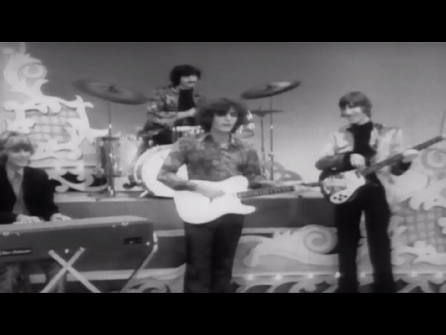 Pink Floyd Apples And Oranges American Bandstand 1967 Full HD The Early Years