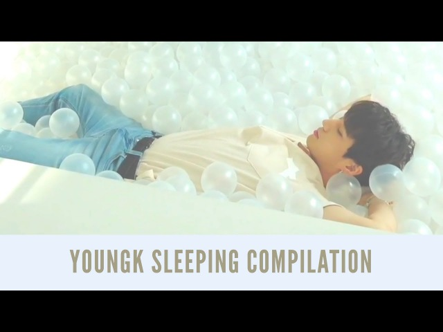 YOUNGK SLEEPING COMPILATION