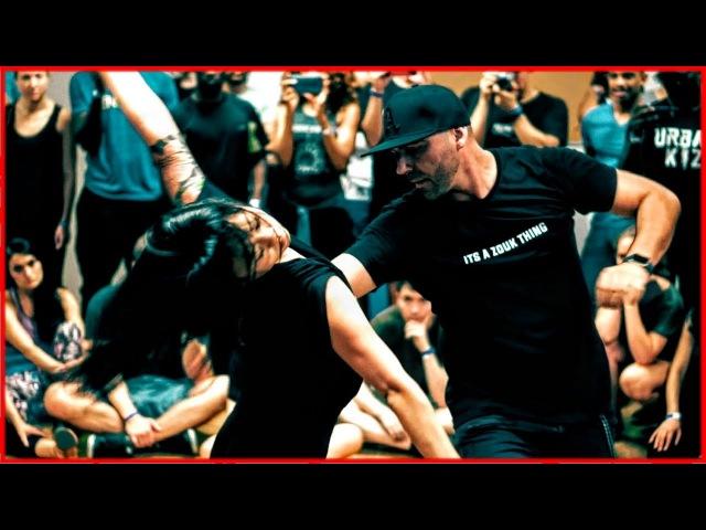 Amy Winehouse Manu Chao - Rehab Bongo Bong Dance | Zouk | Ivo Vieira Hannah Miller-Jones | NYC