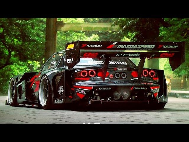 MAZDA RX7 FD3S THE ULTIMATE SOUND COMPILATION