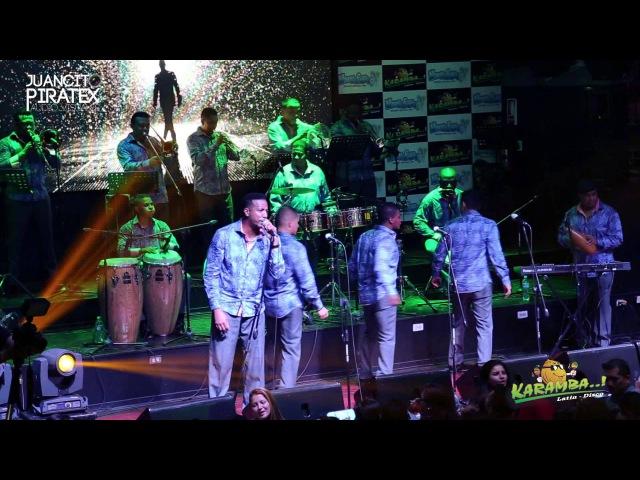 La Magia De Tus Besos - Grupo Niche - Karamba Latin Disco 2015
