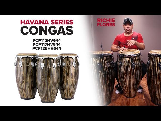 Havana Series Congas - Pros On Pearl
