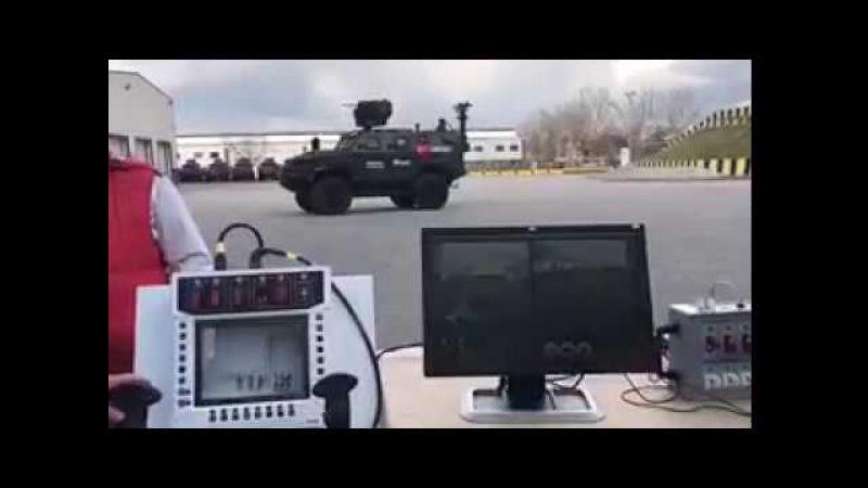 Unmanned Ejder Yalçın 4x4 - Turkish Defence Industry