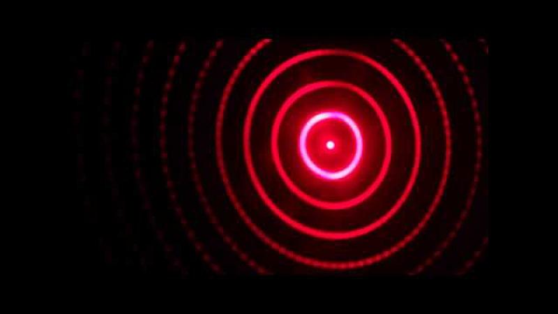 Дифракция лазерного луча на решетках
