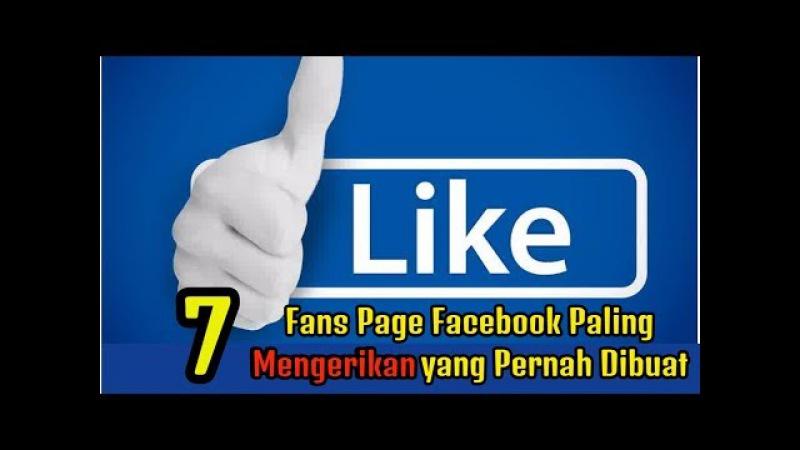 7 Halaman Facebook Paling Mengerikan yang Pernah Dibuat, No 6 paling Ngeri