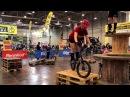 Видео Дневник №1: Пробивая дно вершины (Выставка велосипедов в Эссене)