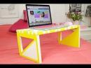 Mesa plegable para laptop sorteo cerrado