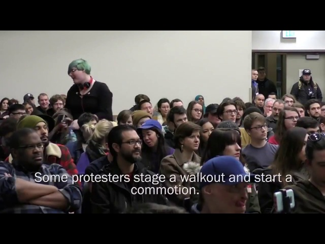 Students Walk Out Of Diversity Discussion After Professor Talks About Differences In Men Women