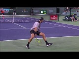 Top 5 Great Shots from BNP Paribas Open Day 6 | Indian Wells 2018