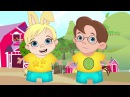 СКАЗКИ НА НОЧЬ! 4 серия Мультфильмы для детей про РОЖДЕСТВО и Новый год на Русском!
